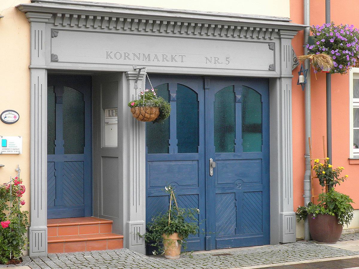 Blaues Tor in Bad Langensalza