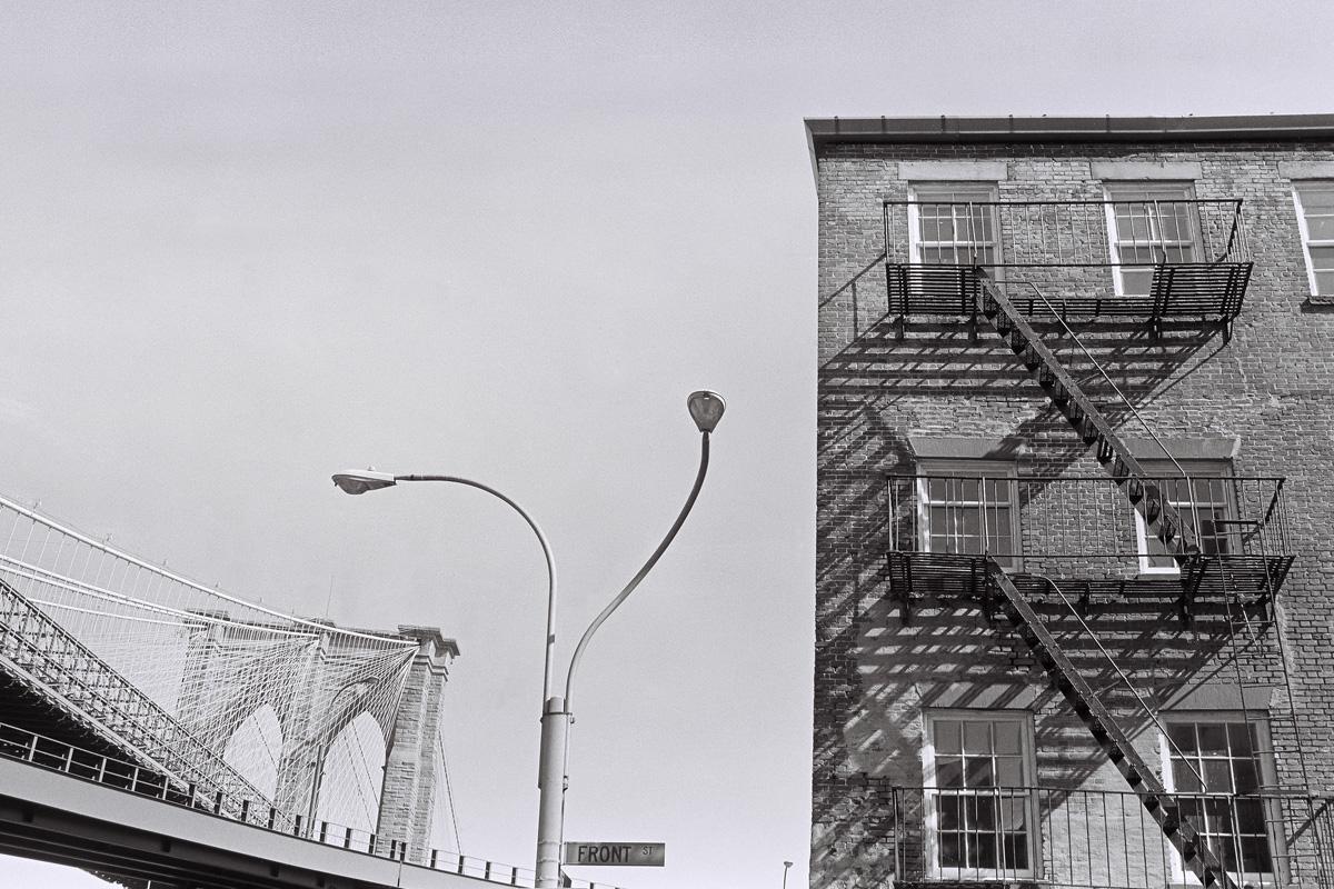 Houston Bridge New York