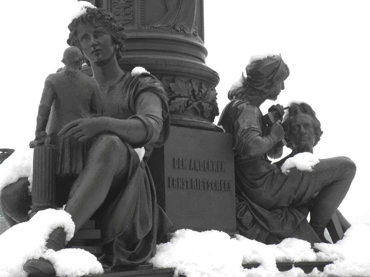 Rietschel-Säule Dresden