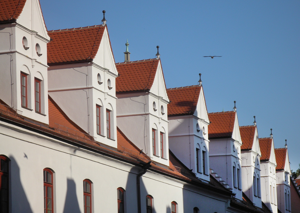 Augsburg Fuggersstadt (Spitalgasse)